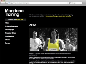Mandana Training