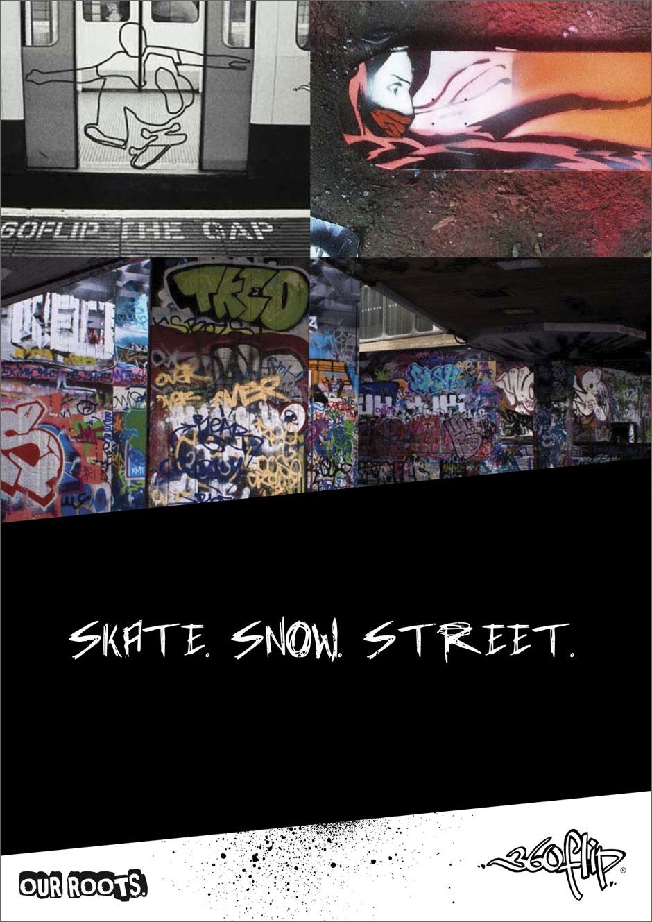 360flip Street Wear